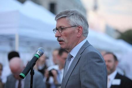 Valstybinio banko vadovas - Thilo Sarrazin